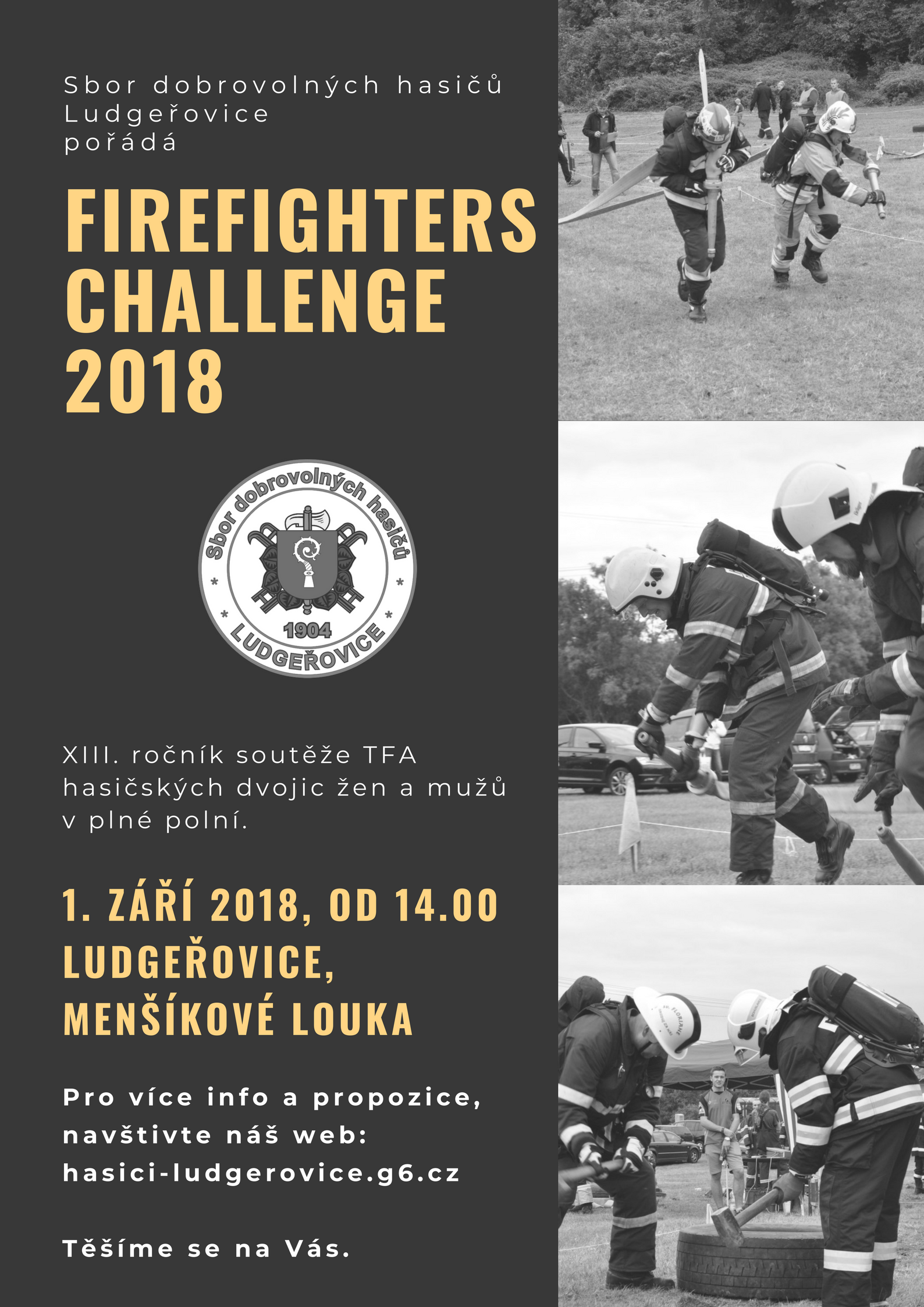 Firefighters Challenge 2018